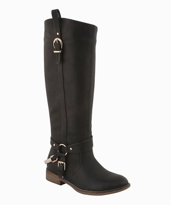 Brown Natalie Boot