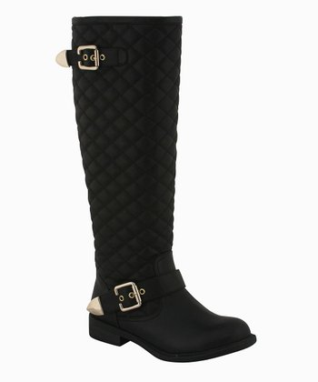 Black Brandy Boot