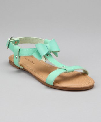 Green Peak Sandal