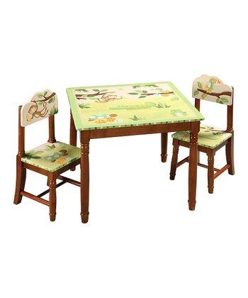 Papagayo Table & Chair Set