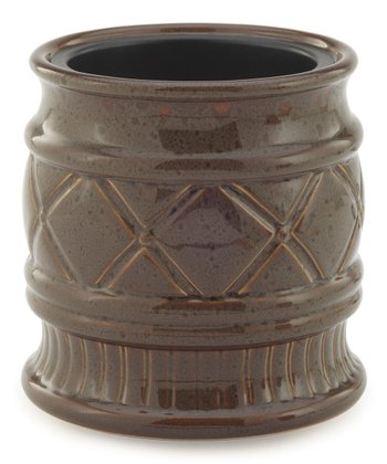 Brown Corinthian Wax Warmer