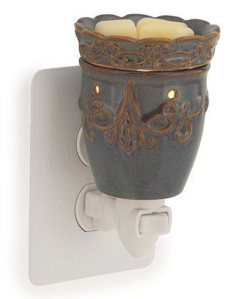Plum Imperial Plug-In Wax Warmer