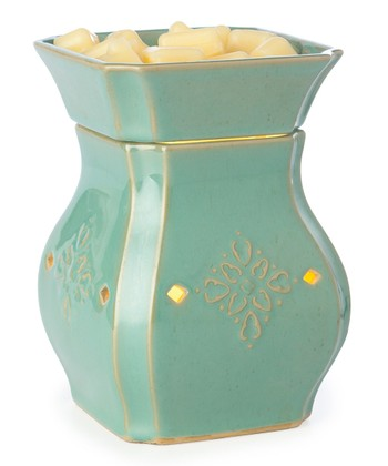 Vintage Turquoise Illumination Wax Warmer