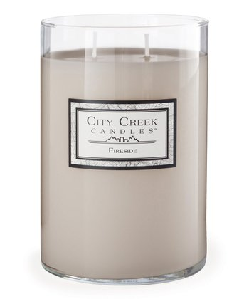 Fireside Jar Candle