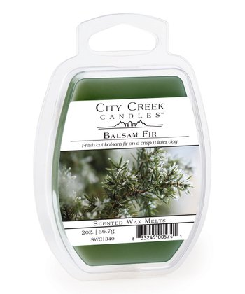 Balsam Fir Wax Melt - Set of Four