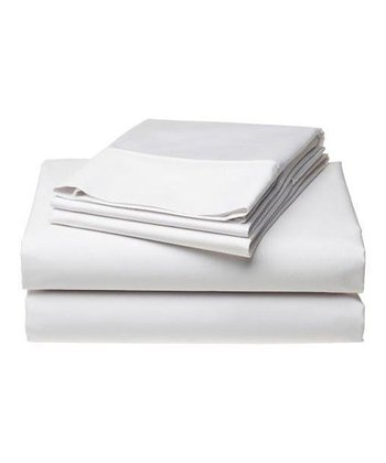 White Hotel Grand 1,000-Thread Count Sheet Set