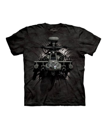 Charcoal Apache Breakthrough Tee - Toddler & Boys