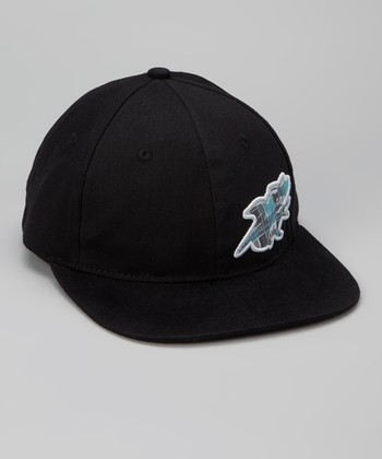 Black Twister Baseball Cap