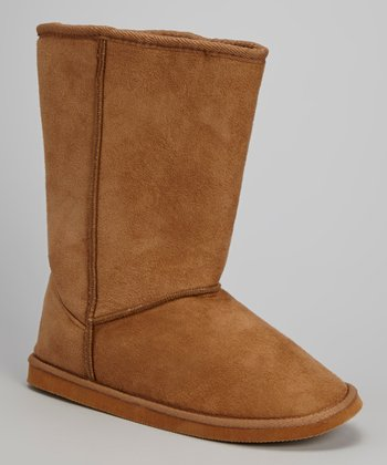 Camel Fashion Boot