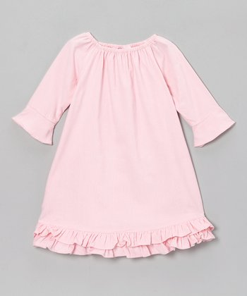 Pink Elizabeth Corduroy Dress - Infant, Toddler & Girls