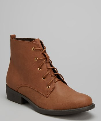 Brown Gretta Ankle Boot