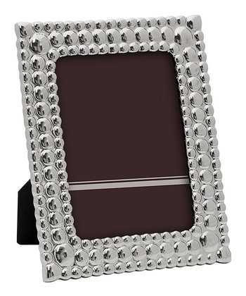 Silver Bubble Frame