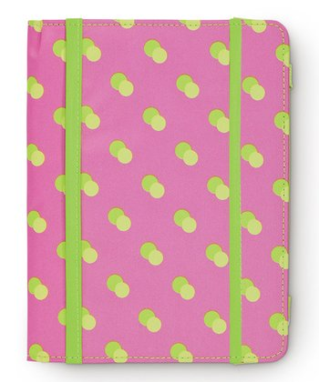 Citrus Dot Case for 7'' Tablets