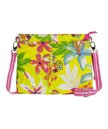Island Oasis Tablet Crossbody Bag