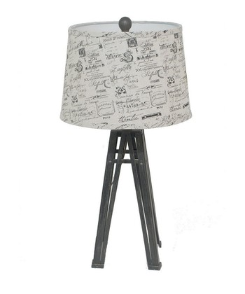 Three-Tier Table Lamp