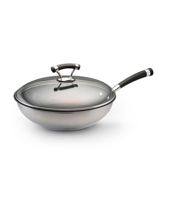 Contempo Stainless Steel Nonstick 12.5'' Covered Deep Skillet