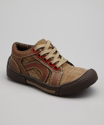 Brown Adam Sneaker