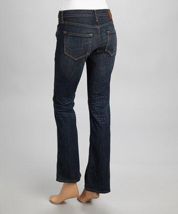 Big Star Eight-Year Journey Hazel Slim Mid-Rise Bootcut Jeans - Women