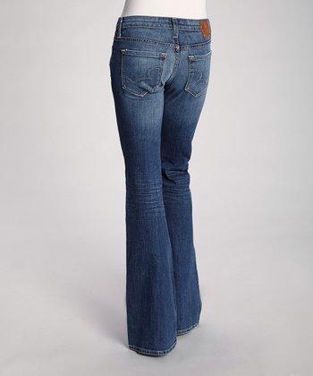 Big Star Zuni Remy Low-Rise Bootcut Jeans - Women