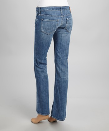 Big Star Twenty-Year Legacy Remy Low-Rise Bootcut Jeans - Women