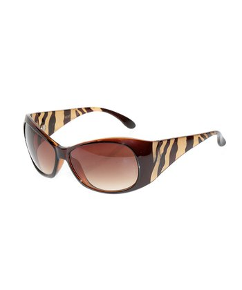Shell Zebra Sunglasses