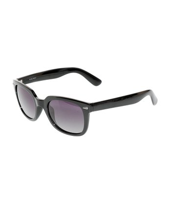 Black Gradient Classic Sunglasses