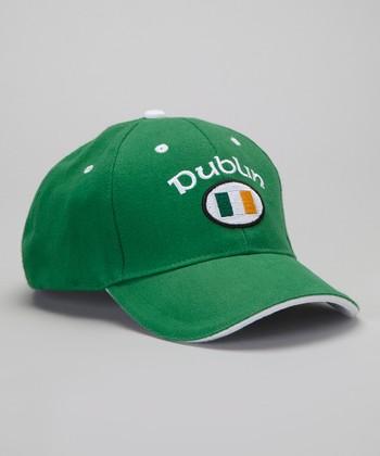 Green 'Dublin' Cap