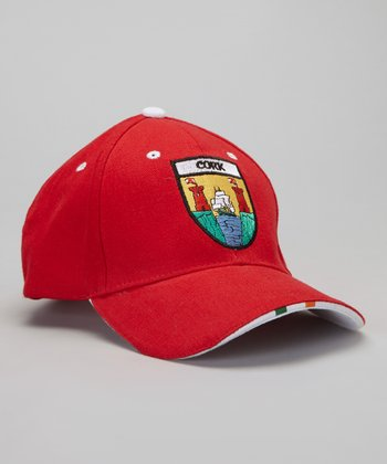 Red County 'Cork' Cap