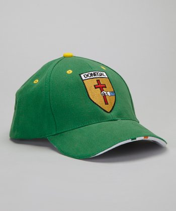 Green County 'Donegal' Cap