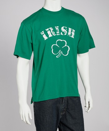 Green 'Irish' Tee