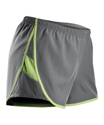 Light Lotus Jackie Running Shorts