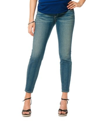 Indigo Secret Fit Belly® Maternity Skinny Jeans