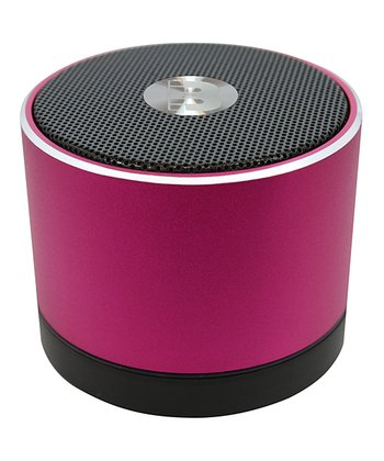 Pink Power Jam Bluetooth Speaker