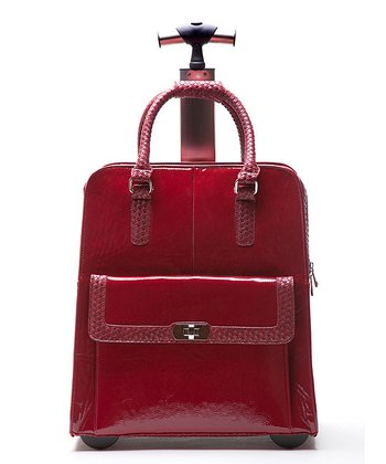Red Jacqueline 18'' Carry On