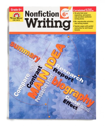 Nonfiction Writing: Grade 6+ Workbook