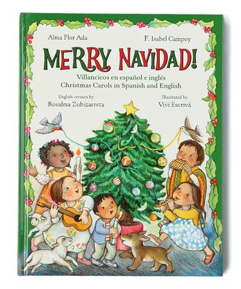 Merry Navidad! English/Spanish Hardcover