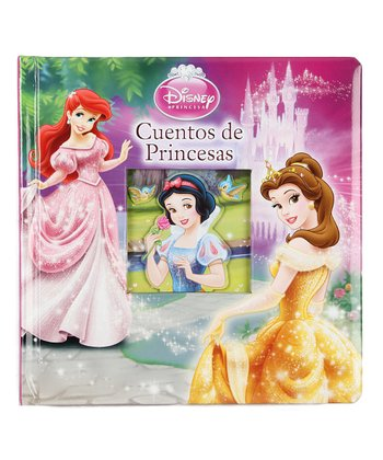 Cuentos de Princesas Spanish Board Book