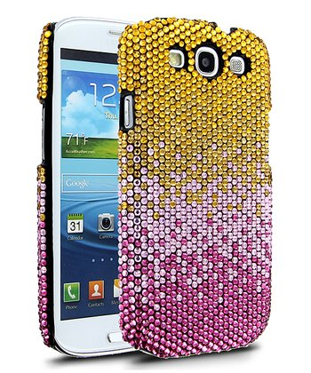 Gold Summer Glow Case for Galaxy S III