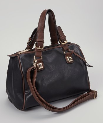 Black Pyramid Satchel