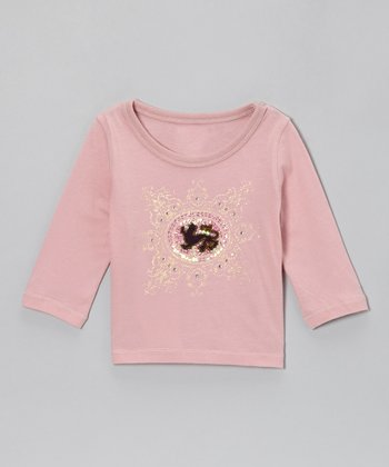 Pink Princess of Rock Tee - Infant, Toddler & Girls