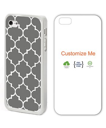 Gray Downing Case for iPhone 4/4S