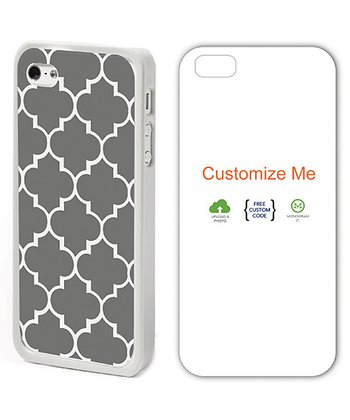 Gray Downing Case for iPhone 5