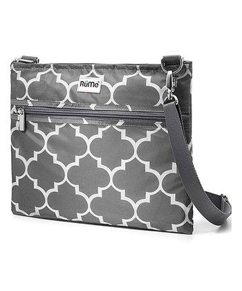 Gray Downing Tablet Bag
