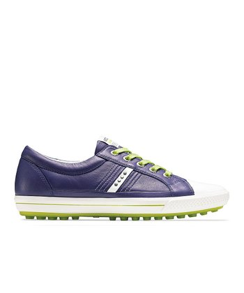 White & Indigo Street II Golf Shoe