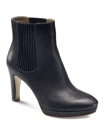 Black Navoi Ankle Boot