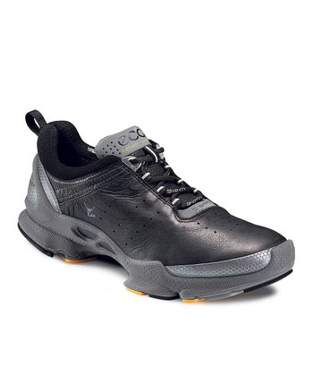 Black & Titanium BIOM C Running Shoe