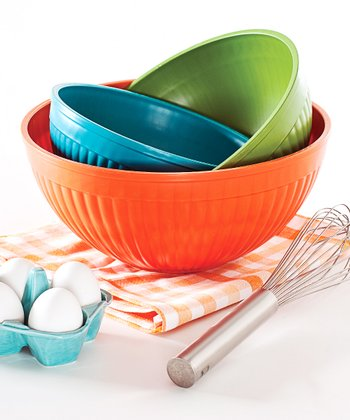 Prep & Serve Mixing Bowl Set
