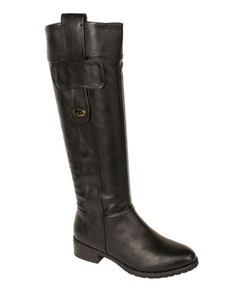 Black Nataly Boot