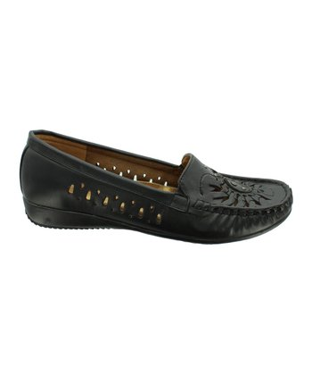 Black Patsy Loafer