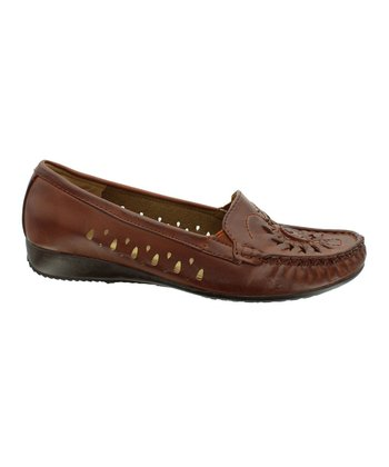 Brown Patsy Loafer